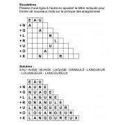 Escalettres 3 à 10 lettres n° 2