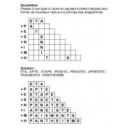 Escalettres 3 à 10 lettres n° 8