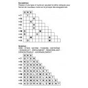 Escalettres 3 à 12 lettres n° 2