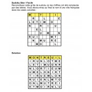 Sudoku thématique 9x9 n° 2