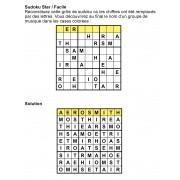 Sudoku star 9x9 n° 1