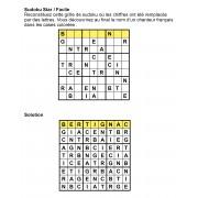 Sudoku star 9x9 n° 2