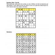 Sudoku star 9x9 n° 8