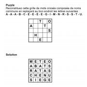 Puzzle 5x5 n° 11