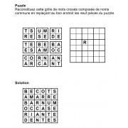 Puzzle 6x6 n° 2