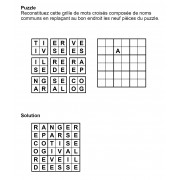 Puzzle 6x6 n° 4