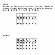 Puzzle 7x4 n° 2