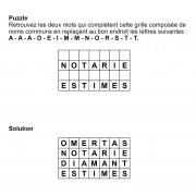 Puzzle 7x4 n° 3
