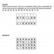 Puzzle 7x4 n° 5