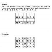Puzzle 7x4 n° 11