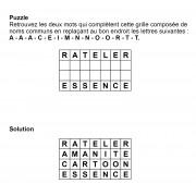 Puzzle 7x4 n° 13
