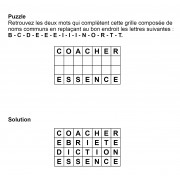 Puzzle 7x4 n° 15