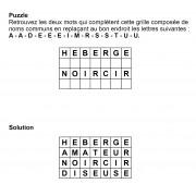 Puzzle 7x4 n° 16