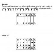 Puzzle 7x4 n° 17