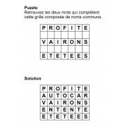 Puzzle 7x5 n° 1