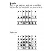 Puzzle 7x5 n° 3