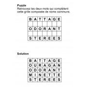 Puzzle 7x5 n° 5