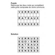 Puzzle 7x5 n° 6