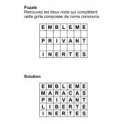 Puzzle 7x5 n° 9
