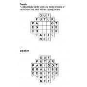 Puzzle 7x7 n° 1