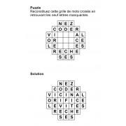 Puzzle 7x7 n° 2