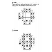 Puzzle 7x7 n° 5