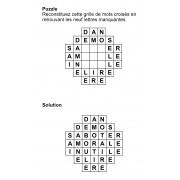 Puzzle 7x7 n° 6
