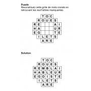 Puzzle 7x7 n° 7