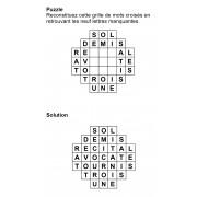 Puzzle 7x7 n° 11