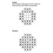 Puzzle 7x7 n° 13
