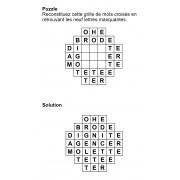 Puzzle 7x7 n° 16