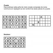Puzzle 8x4 n° 2