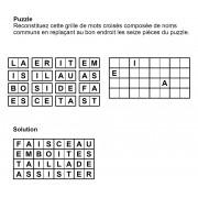 Puzzle 8x4 n° 3