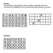 Puzzle 8x4 n° 7