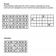 Puzzle 8x4 n° 11