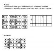 Puzzle 8x4 n° 14