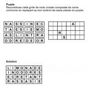 Puzzle 8x4 n° 15