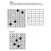 Puzzle 8x8 n° 5