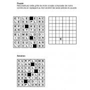 Puzzle 8x8 n° 6