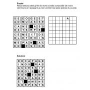 Puzzle 8x8 n° 7