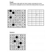 Puzzle 8x8 n° 9