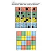 Puzzle 12x12 n° 1