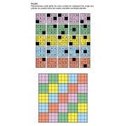 Puzzle 15x15 n° 1