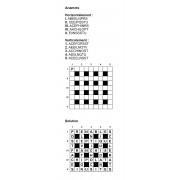 Anamots 9x9 n° 1