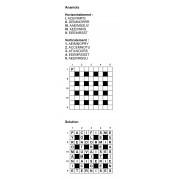 Anamots 9x9 n° 12