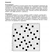 Anamots 17x17 n° 2