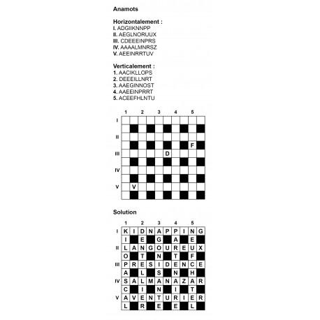Anamots 10x10 n° 5