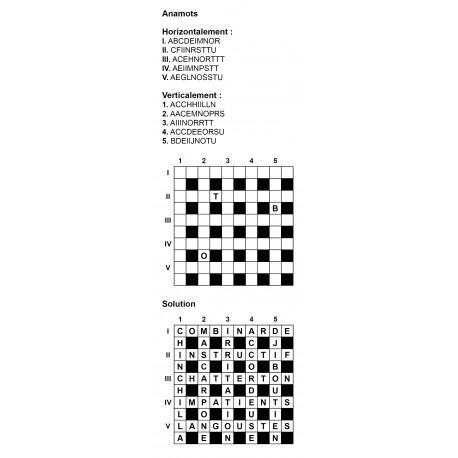 Anamots 10x10 n° 6
