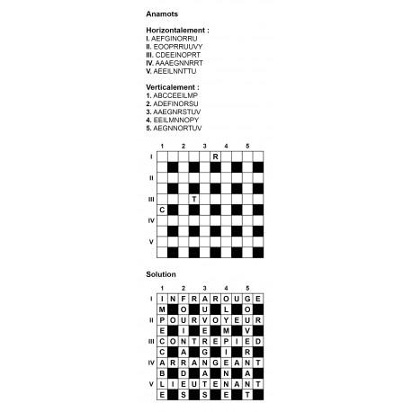 Anamots 10x10 n° 8