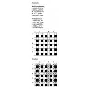 Anamots 10x10 n° 11